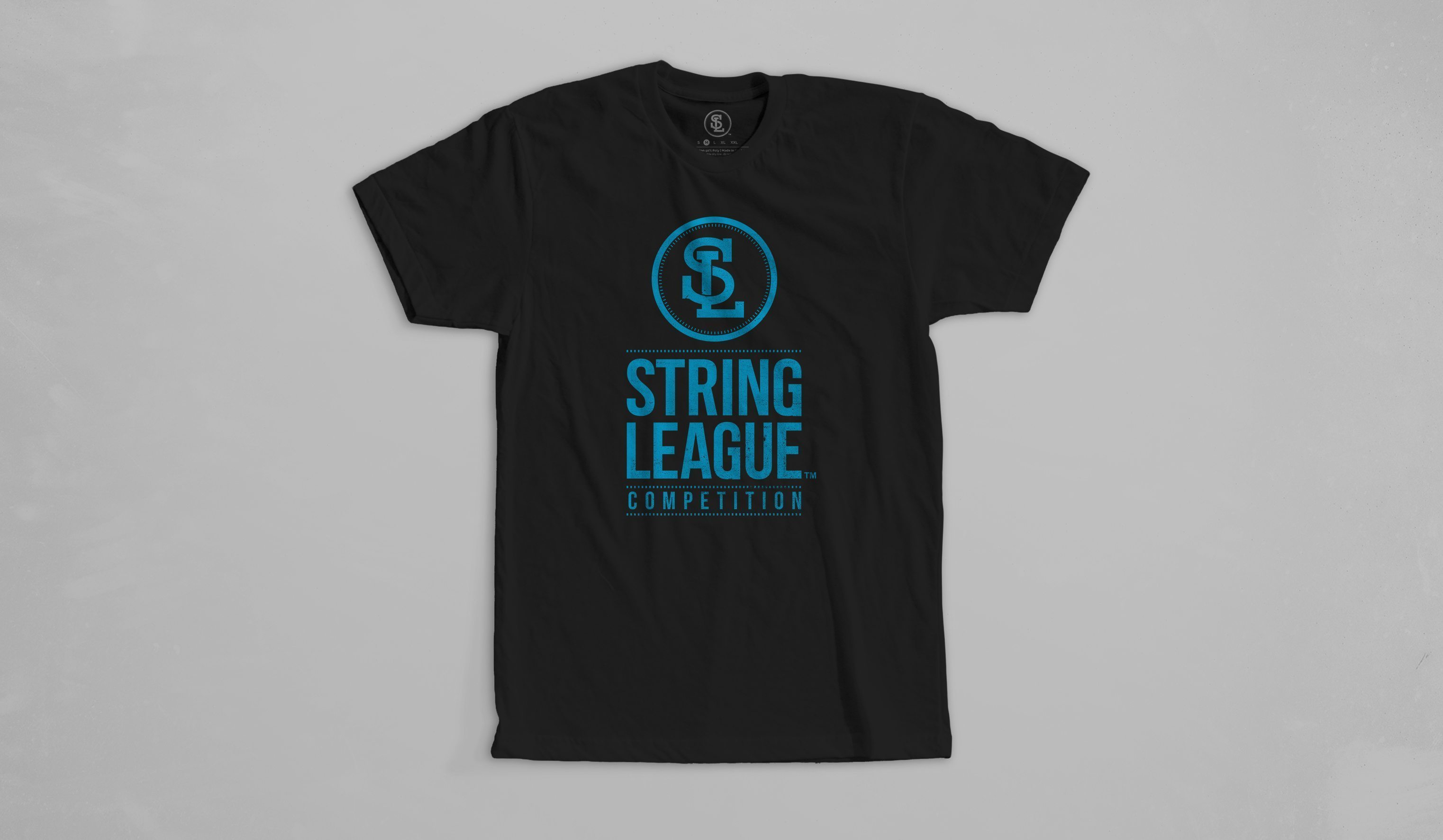 string-league-tshirt